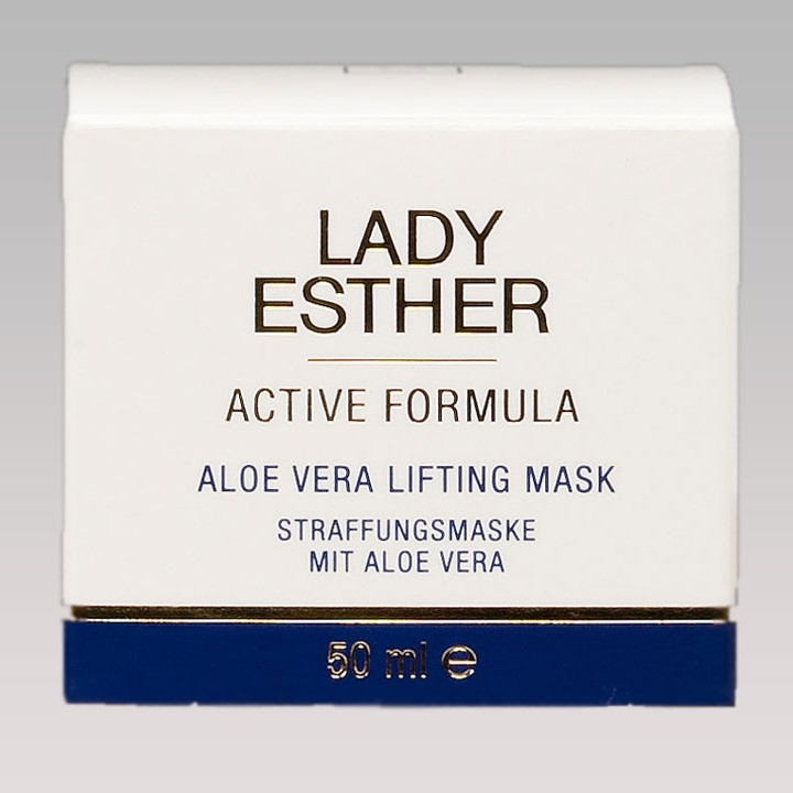 Aloë Vera Lifting Mask (direct effect!)