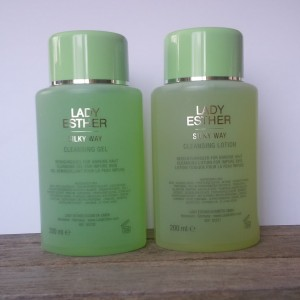 Silky Cleansing Gel