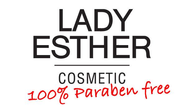 Lady Esther parabenen vrij