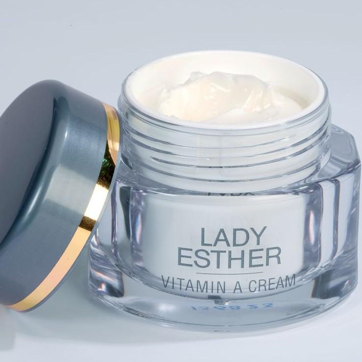 Vitamine A Cream 50 cc (voor man, vrouw, kind)