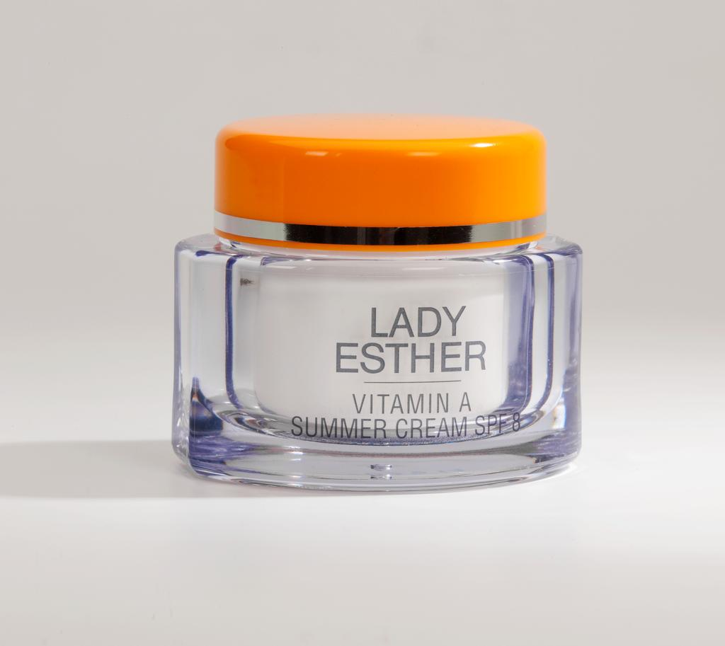 Vitamine A Summer Cream SPF8