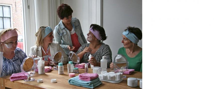 Intens Huidverzorging Workshops