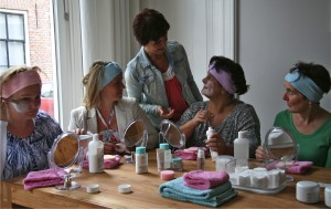Workshops huidverzorging Intens Lady Esther