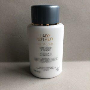 Soft liquid cleanser