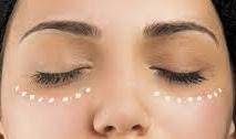 Aanbrengen oogverzorgingsproduct