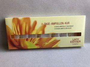 ampullenkuur voor veeleisende huid