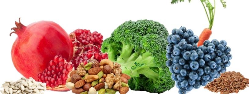 antioxidanten in voeding